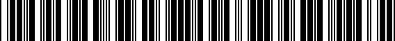 Barcode for 22670-RR710US